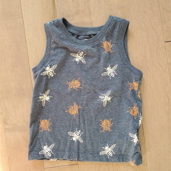 Old Navy 18-24 month insect print top
